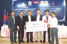 Anttel (Cambodia) Co., Ltd to Donated 650 Licensed Avira Anti-Virus Software, Worth Approximately 9,000 USD, to Asia Euro University (AEU)